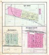 Quarry, Haverhill, Ferguson, Marshall County 1885